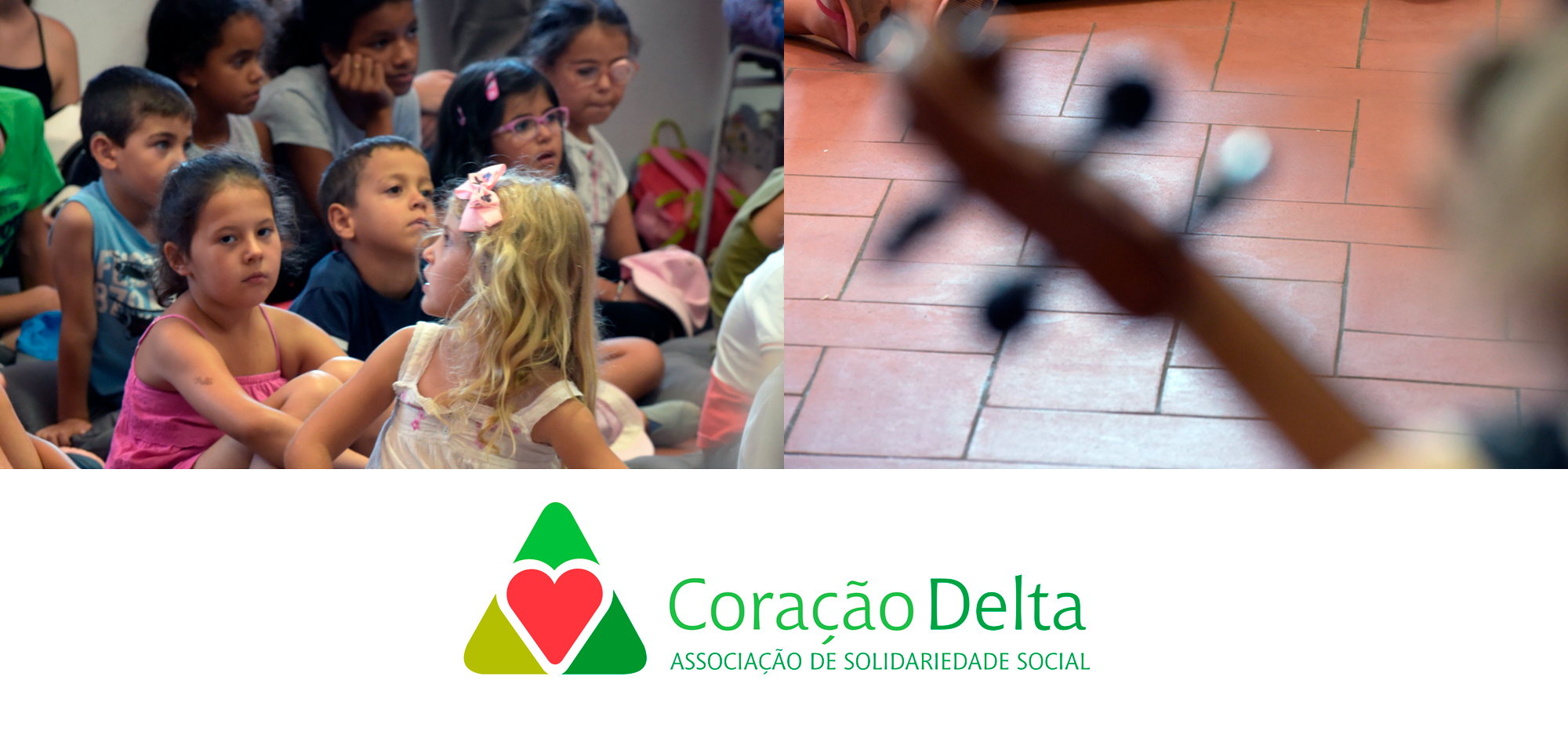 """Coração Delta"" Kids Club: new complimentary service for FIMM guests at Casa da Cultura – Marvão"